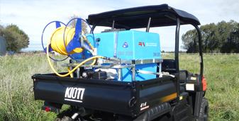Agricultural Sprayers Waikato