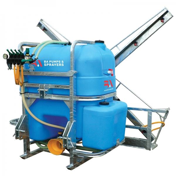 800 litre 3PTL Sprayer