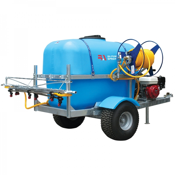 400 litre trailed sprayer