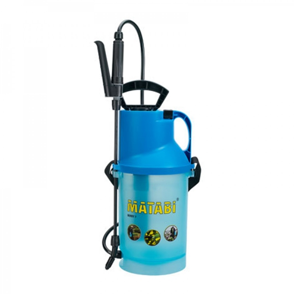 Berry 7, 5 litre compression sprayer