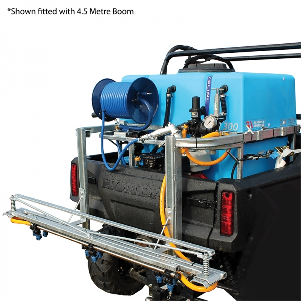 deckmount spraying unit 300 litre with boom