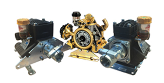 agricultural and industrial pumps