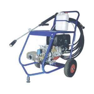 petrol water blaster bertolini pump hamilton