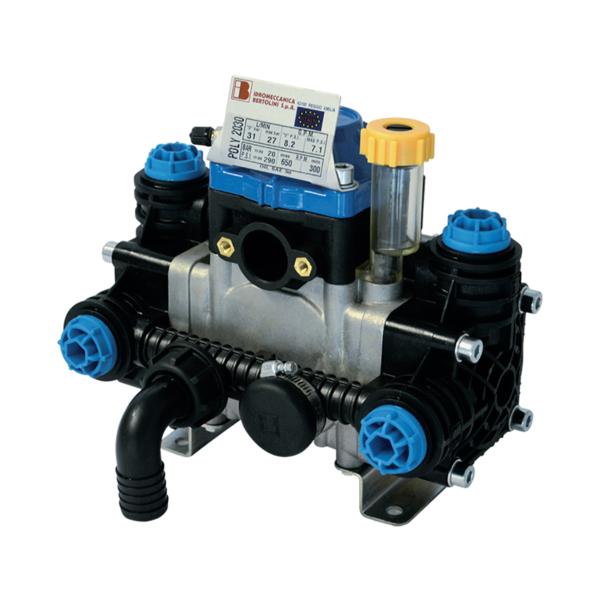 bertolini poly2030 medium pressure diaphragm pump