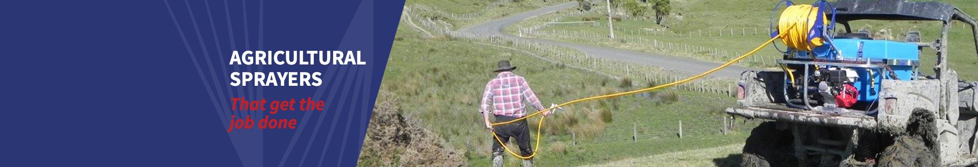 Agricultural Sprayers Hamilton